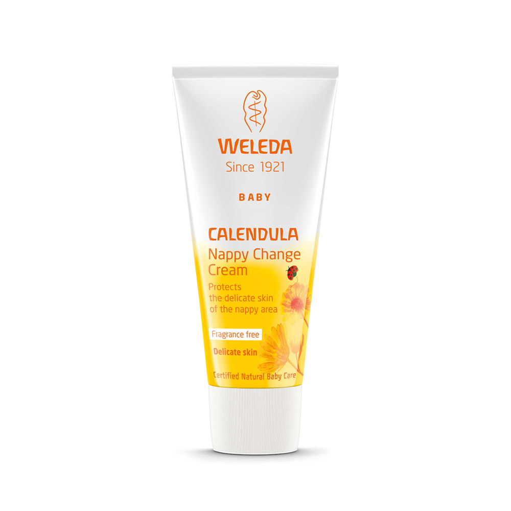 Calendula Nappy Cream 105009