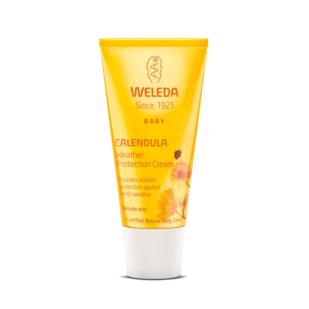 Calendula Weather Protection Cream-tube 105007