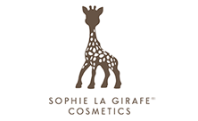 Sophie La Girafe cosmetics at KissNature