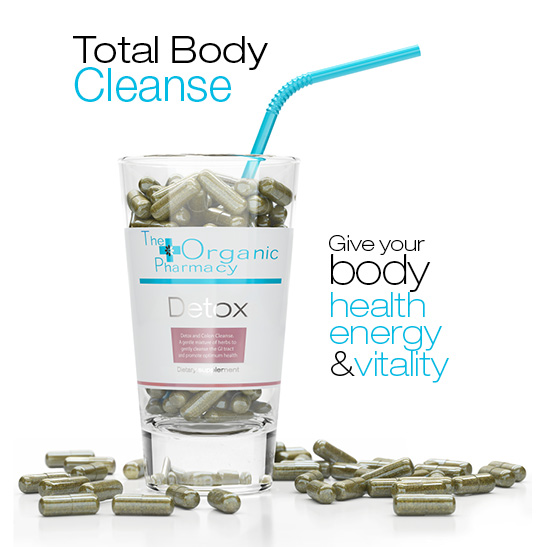 Total Body Cleanse organic detox